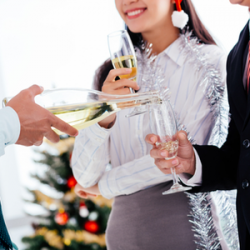 Can I Claim My Company's Christmas Party As A Business Expense?