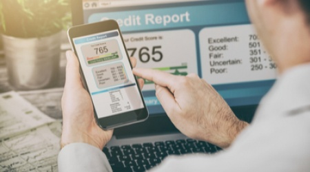 Will my company's credit rating suffer if I make late payments?