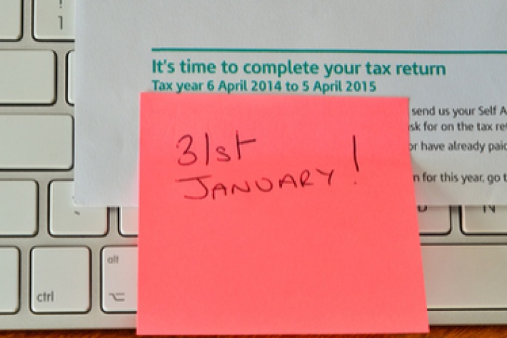 When is the Self Assessment deadline?