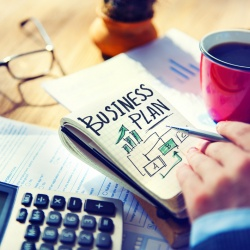 What finance details should be in your business plan?