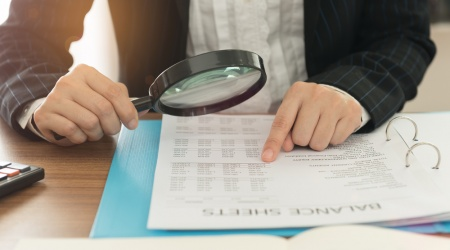 What is the auditor threshold?