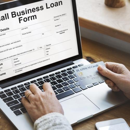 Small Business Bank Loan