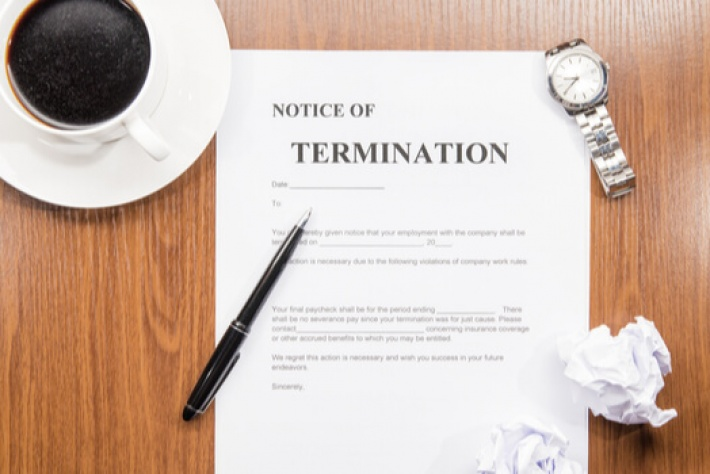 How do I change my accountant and do I need to send a termination letter?