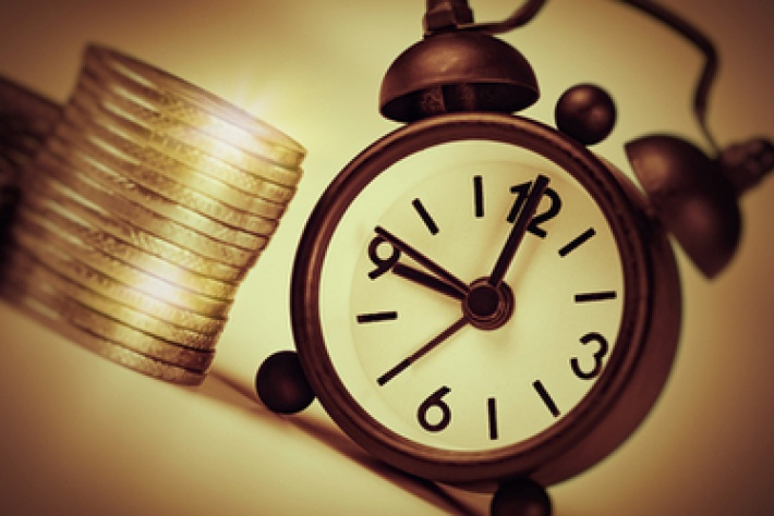 What action should I take with a persistent late payer?