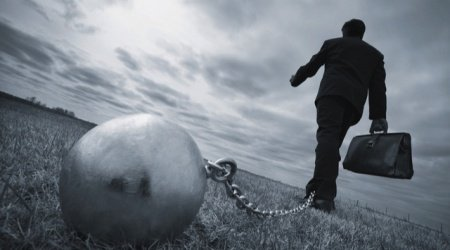 Can a company director walk away from business debts?
