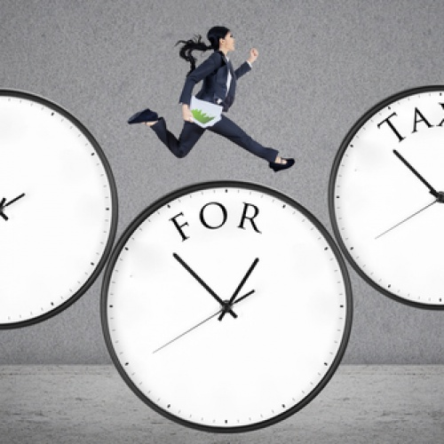 Late tax returns sent to HMRC