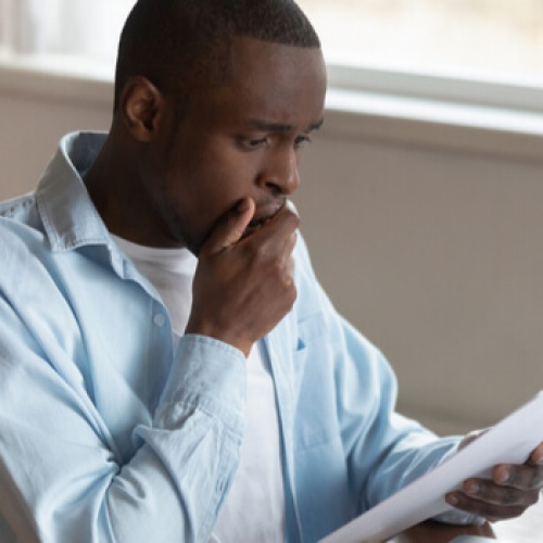 Man in shock after seeing loan charge