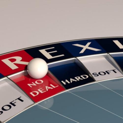 No deal brexit roulette