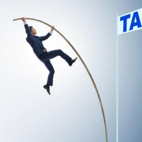 Tax Evasion Crackdown