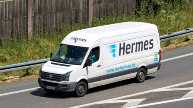 Self-employed Hermes Drivers Win Workers' Rights Breakthrough
