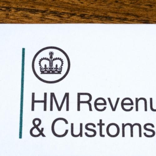 HMRC letterhead