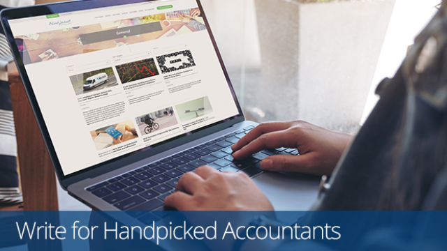 Write for Handpicked Accountants