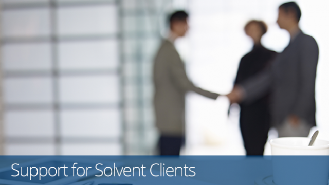 Support for Solvent Clients