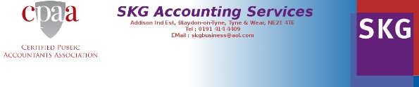 SKG Accounting Services