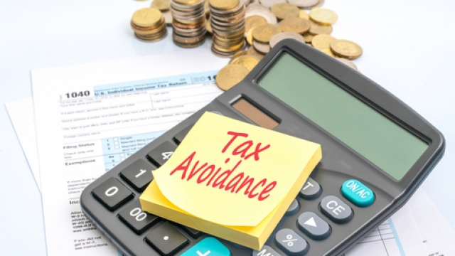 What is the difference between tax evasion and tax avoidance?